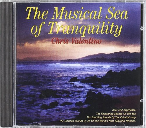 Price comparison product image Musical Sea of Tranquility by Chris Valentino