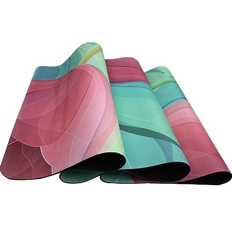 XBECO Toalla/Toalla de Yoga Toallas Antideslizantes Esteras ...