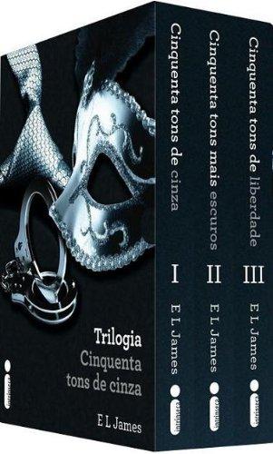 Box Trilogia Cinquenta Tons de Cinza + Cinquenta Tons Mais Escuros + Cinquenta Tons de Liberdade (Em Portugues do Brasil) (Livro Cinquenta Tons De Cinza)