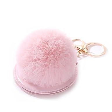 Amazon.com: youngate Mini Lovely espejo suave felpa de la ...