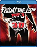 Friday The 13Th - Part III [Blu-ray] (Older 3D Version)