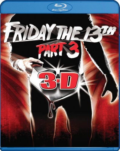 Friday The 13Th - Part III [Blu-ray] (Older 3D Version) by WARNER HOME VIDEO