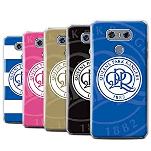 Official Queens Park Rangers FC Gel TPU Phone Case / Cover for LG G6/H870/LS993/VS998 / Pack 11pcs Design / QPR Football Club Crest Collection