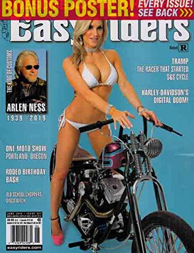 Rider Magazine - Easy Riders Magazine June 2019