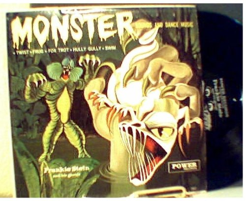 1960s Halloween Songs (Monster - Sounds and Dance Music - Twist Frug Fox Trot Hully Gully Swim - Original Power)