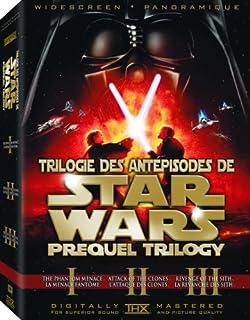Star Wars Prequel Trilogy (B001EX9YJA) | Amazon price tracker / tracking, Amazon price history charts, Amazon price watches, Amazon price drop alerts