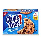 Chips Ahoy! Original Chocolate Chip Cookies, 3 Count Case
