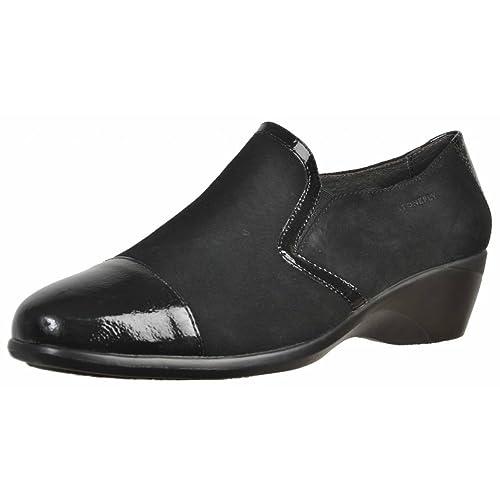 Stonefly Zapatos Para Mujer, Color Negro, Marca, Modelo Zapatos Para Mujer Venus II Negro