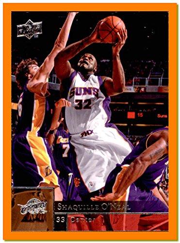 (2009-10 Upper Deck #153 Shaquille O'Neal LSU TIGERS PHOENIX SUNS )