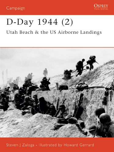 D-Day 1944 (2): Utah Beach & the US Airborne Landings: Utah Beah and US Airborne Landings Pt.2 (Campaign)