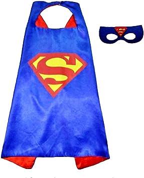 Juego de superhéroes para niño o carnaval, para disfraz de ...