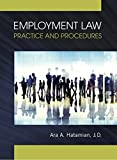 img - for Employment Law: Practice and Procedures book / textbook / text book