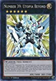 yugioh cards number 39 - Yu-Gi-Oh! - Number 39: Utopia Beyond (NECH-ENS13) - The New Challengers - Limited Edition - Super Rare