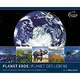 PLANET ERDE 2018 : PLANET DES LEBENS - Natur - Paradiese - Fotokunst - Landschafts - Kalkender 60 x 50 cm