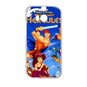 HTC One M8 Cell Phone Case White Hercules Xpefd
