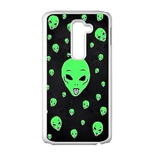 Alien Phone Case For LG G2 P27132