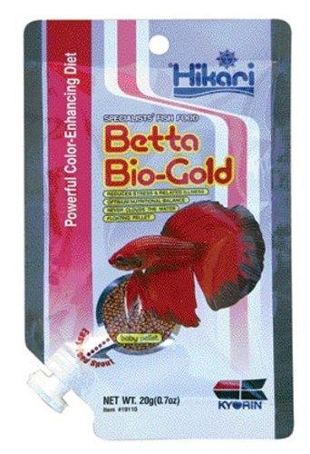 Hikari Usa Inc AHK19110 Betta Biogold - Food Betta