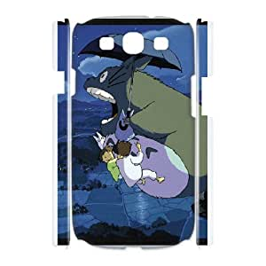 Custom Case My Neighbor Totoro for Samsung Galaxy S3 I9300 T7B3297765