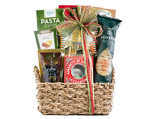 Wine Country Gift Baskets The Italian Collection (Italy Gift Basket)
