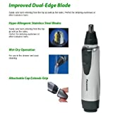 Panasonic All-in-One Nose & Ear Hair Trimmer with