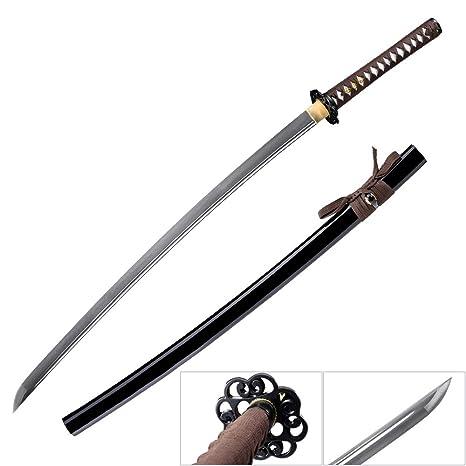 Amazon.com: Fengze OutdoorMartial Arts Ninja Sword - Espada ...