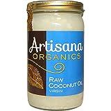 Artisana, Organics, Raw Coconut Oil, Virgin, 14 oz (414 g)(pack of 2) Review
