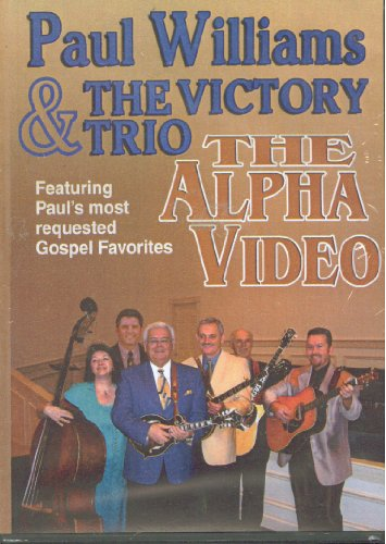 Paul Williams & the Victory Trio: The Alpha (Williams Trio)