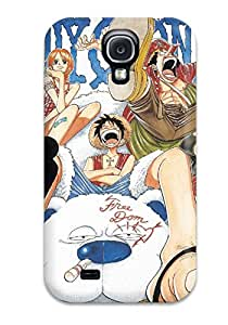 Slim Fit Tpu Protector Shock Absorbent Bumper One Piece Edward Newgates Case For Galaxy S4