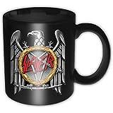Slayer Silver Eagle Mug black
