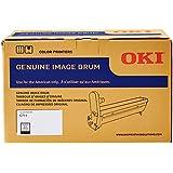 Oki Data 44318504 Image Drum for C711 Series Printers, 20000 Page Yield, Black