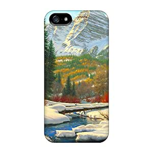 KYUGPlr7242CRUCZ Fashionable Phone Case For Iphone 5/5s With High Grade Design