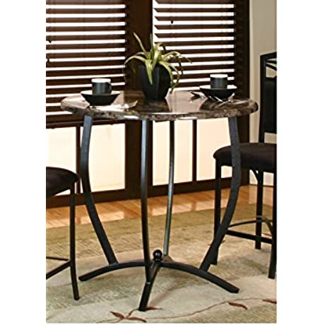 Sunset Trading Sierra Round Counter Height Dining Table