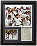 Legends Never Die 2009 New York Yankees Framed Photo Collage, 11x14-Inch