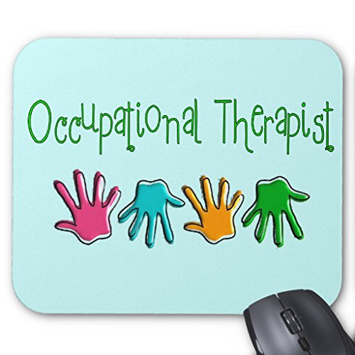 Zazzle Occupational Therapist Gifts Mouse (Therapy Mouse Pads)