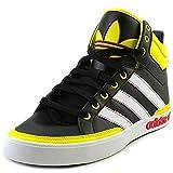 Adidas Top Court Hi Fs Men US 13 Black Basketball Shoe UK 12.5 EU 48