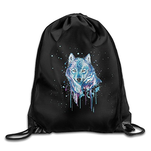 2018 WOLF DREAMS Drawstring Bags Travel Backpack For Teens - Amazon Sunglasses Blenders