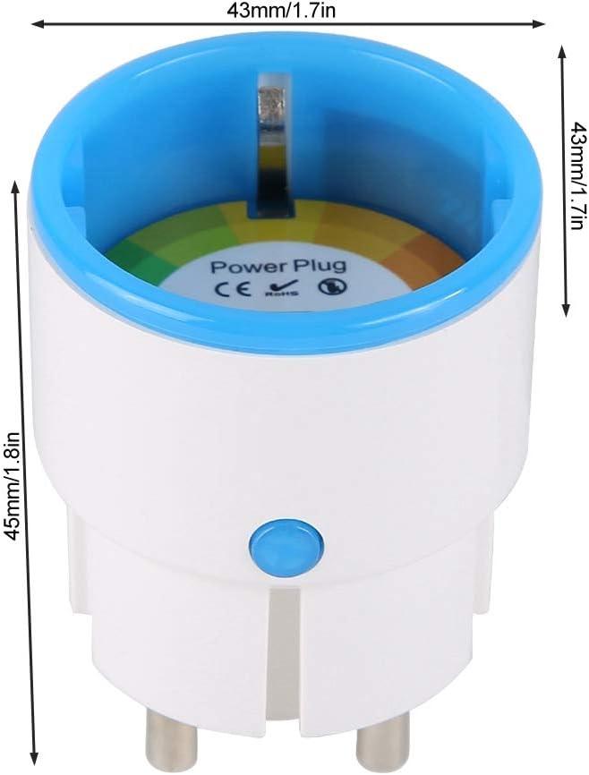 Smart Plugs Nas-wr01ze Prise /à distance Z-wave Aucun concentrateur requis pour alarme 110-230v Version europ/éenne Prise intelligente de t/él/écommande
