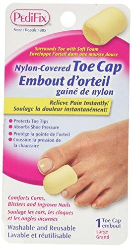 Pedifix Podiatrists' Choice Nylon-covered Toe Cap