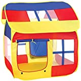 PIGLOO Childrens Pop-up Play Tent House for Kids Indoor & Outdoor, Play House