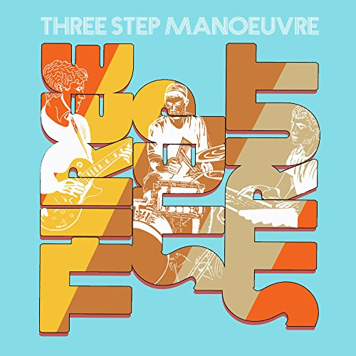 Three Step Strut