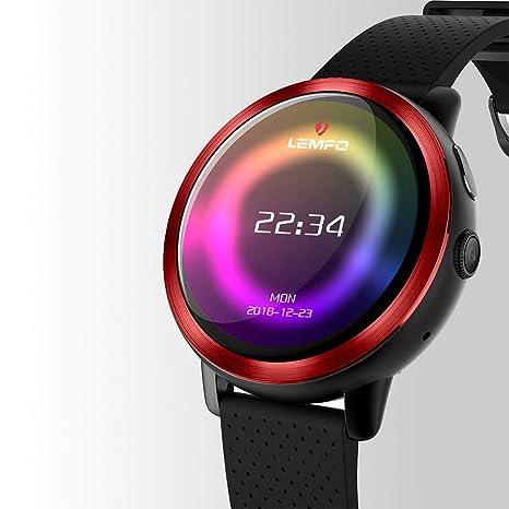 ZMH 4G Smart Watch Android 7.1.1 2GB + 16GB GPS 2MP Cámara ...