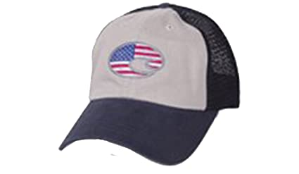 19261d815a0 Amazon.com  Costa Del Mar United Trucker Hat