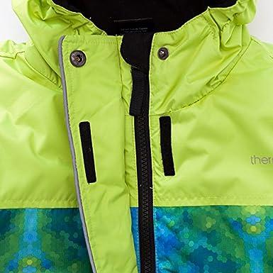Therm Snowrider Boys Ski Jacket Waterproof Insulated Boys Winter Coat