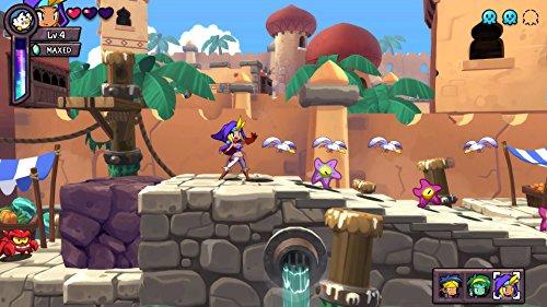 51u7ze8rRQL - Shantae: Half-Genie Hero - Ultimate Edition - Nintendo Switch