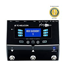 TC-Helicon Play Acoustic Guitar & Vocal Digital Multi-effect Pedal with 1 Year Free Extended Warranty