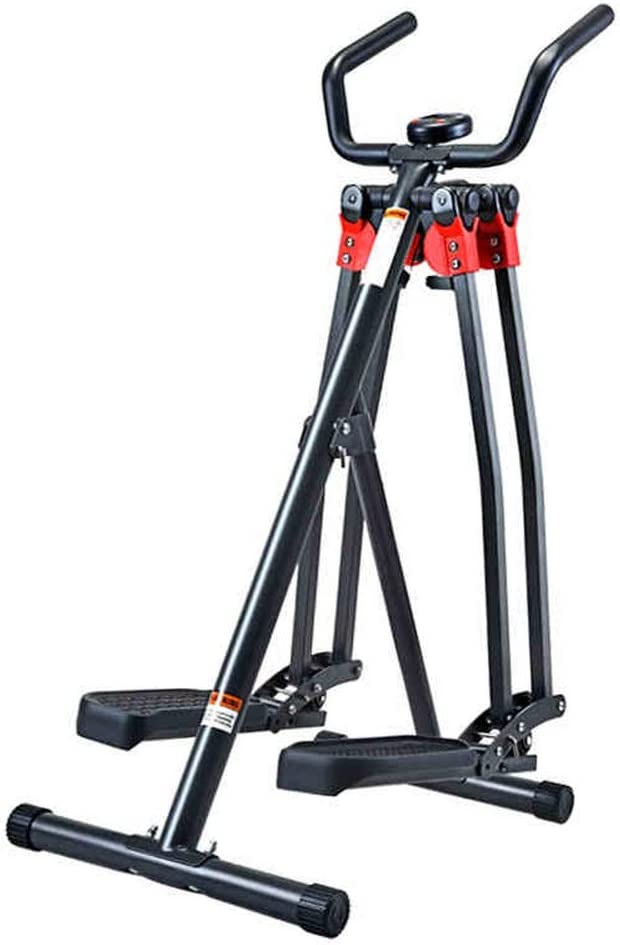 OUPAI Fitness Training Equipment Walking Machine, Fitness Equipment, Workout Machine Stepping Exercise Leg Home Gym Exercise for All People Legs Home Gyms