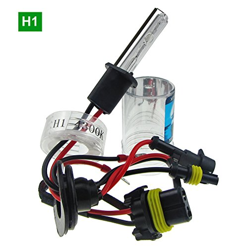 55W Xenon HID Conversion Kit H1 4300K Lighting Lamp - 3