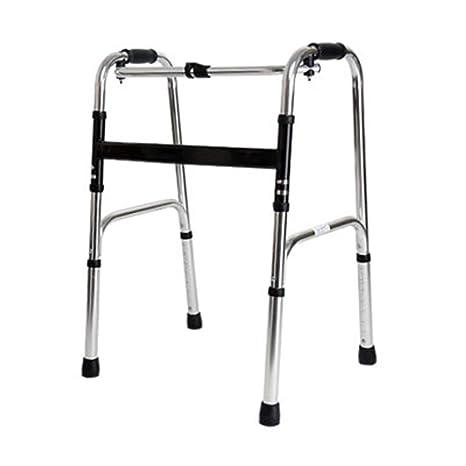 YSDHE Andador de Aluminio Ligero y Plegable para Caminar ...