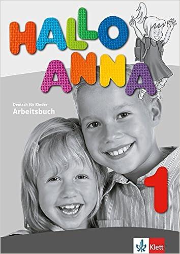Hallo Anna 1 - Arbeitsbuch