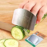 Fiesta 2018 Arrival Protect Finger Safe Kitchen Stainless Steel Cutting Slice Protection Tools Hot #35: China